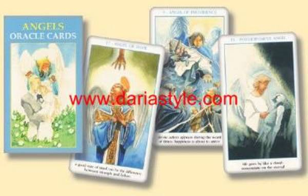 Angel Oracle Cards- Ангелски оракулски карти