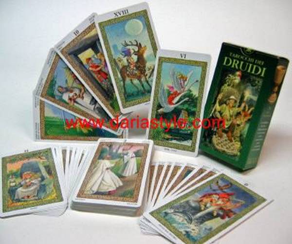 Таро на друидите - Tarot of Druids