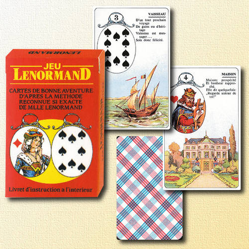 Ленорман Lenormand Fortune Telling Cards