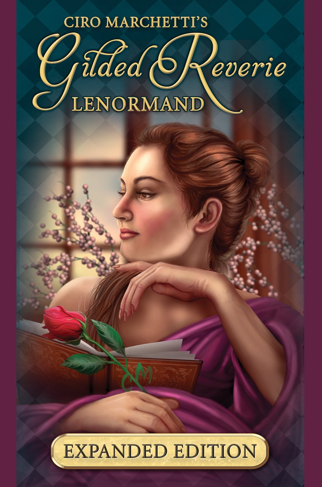 Gilded Reverie Lenormand: Expanded Edition Ленорман на Чиро Марчети