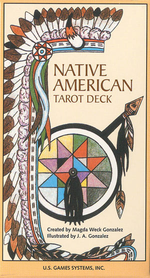 Индианско Таро - Native American Tarot